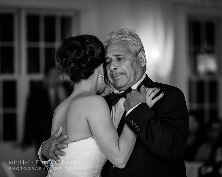 Vanessa & Natalie's Wedding - Lesbian Wedding - Chateau Busche - Chicago Wedding Photographer - Michelle Wodzinski Photography & Film - Fireheart-64-0177