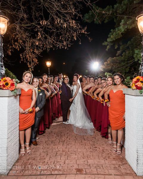Vanessa & Natalie's Wedding - Lesbian Wedding - Chateau Busche - Chicago Wedding Photographer - Michelle Wodzinski Photography & Film - Fireheart-45-9872