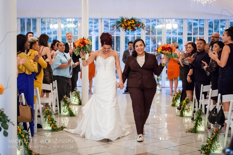 Vanessa & Natalie's Wedding - Lesbian Wedding - Chateau Busche - Chicago Wedding Photographer - Michelle Wodzinski Photography & Film - Fireheart-37-9748