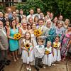 ALEXANDRA + GARETH<br /> The Cunliffe & Hughes Families
