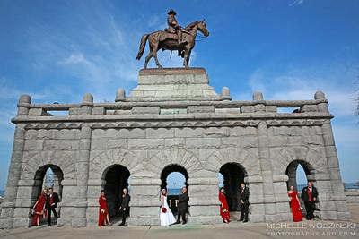 MARINA + MIGUEL Ulysses S. Grant Memorial