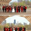 MARINA + MIGUEL<br /> The Bridal Gang