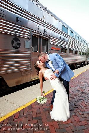 JANICE + TIM Railway Romance