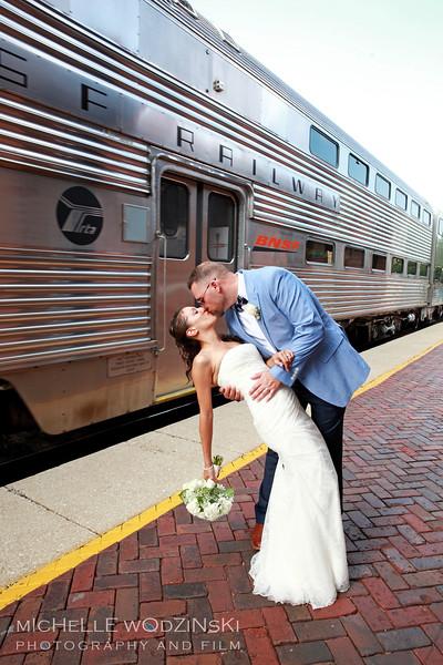 JANICE + TIM<br /> Railway Romance