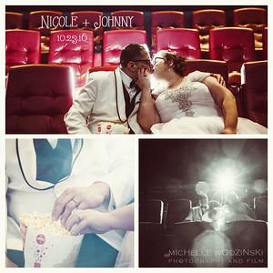 NICOLE + JOHNNY