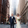 CARISSA + JASON<br /> The Chicago Board of Trade