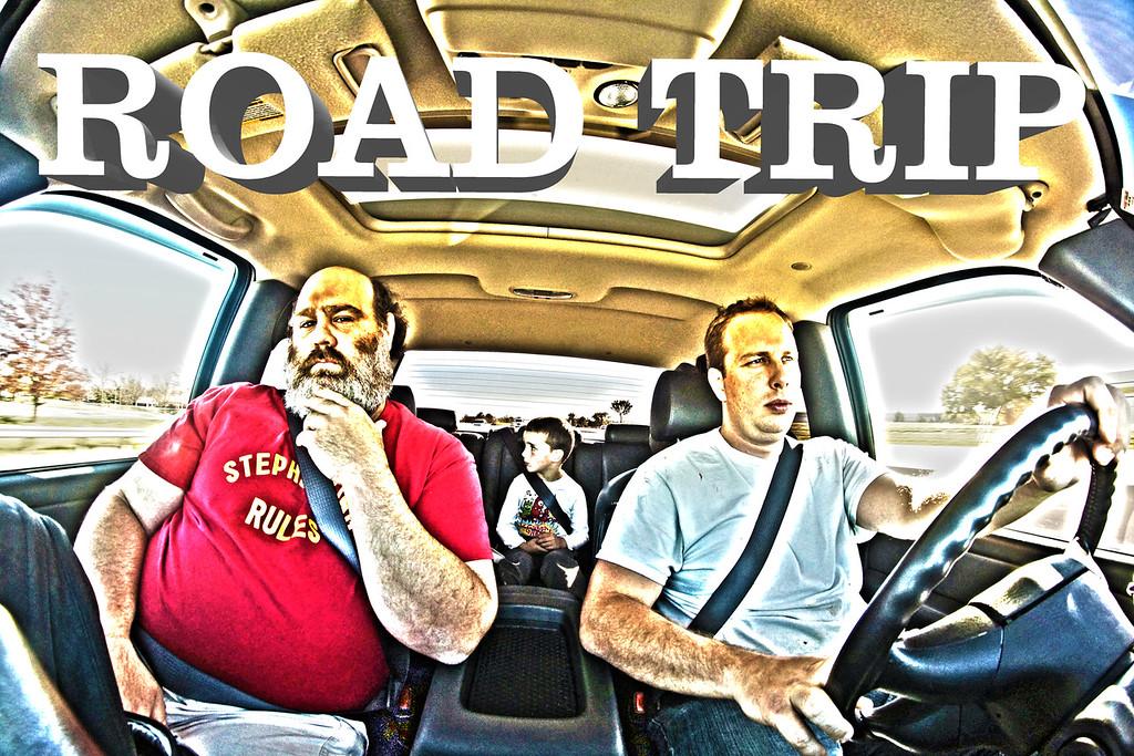 WEEK 59 - ROAD TRIP
