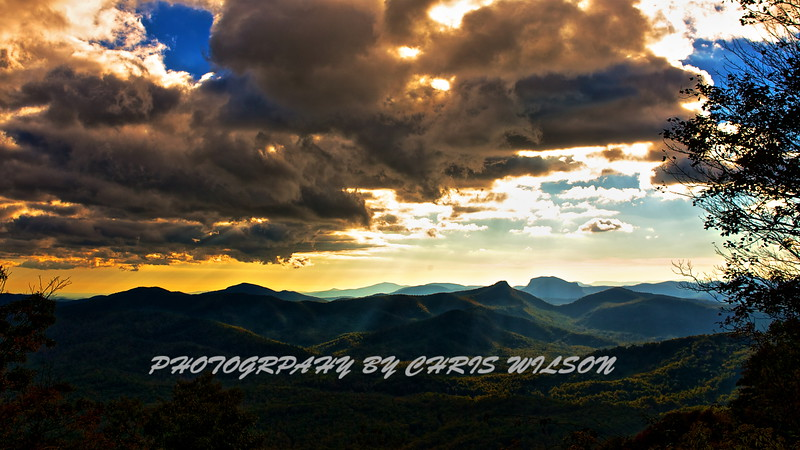 WNC Mountains 1 HDR