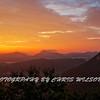 Whiteside Sunrise HDR 3