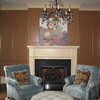 Floor to ceiling Raised Panel Wainscoting