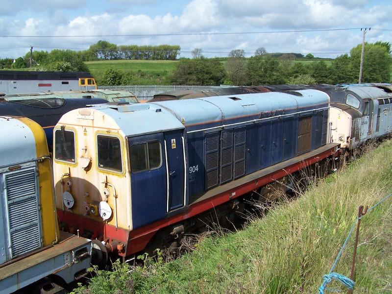 20904, Barrow Hill. May 2009.