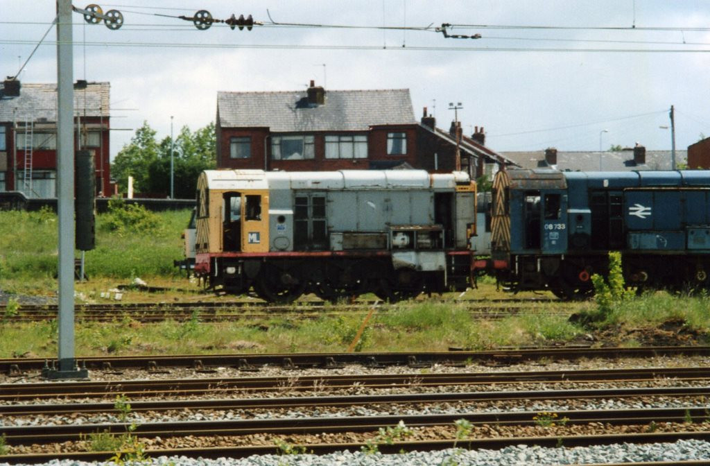 08938, Wigan CRDC. May 2000.