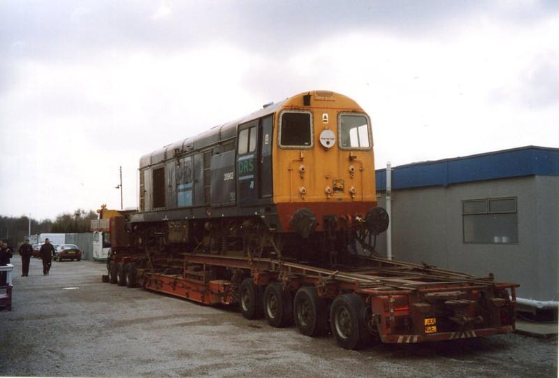 20902, Barrow Hill. March 2006.