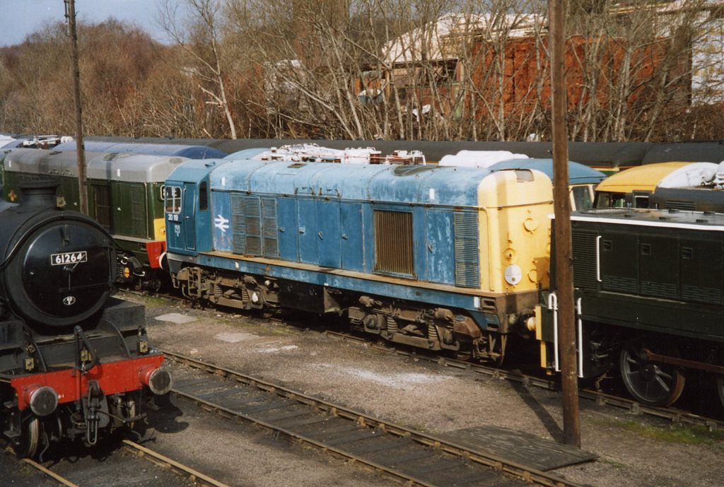 20119, Barrow Hill. March 2006.