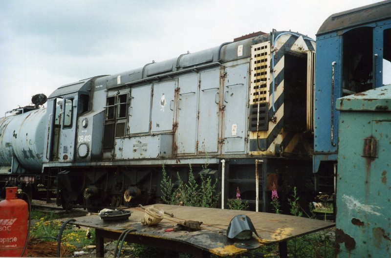 08413, CF Booth, Rotherham. July 2000.