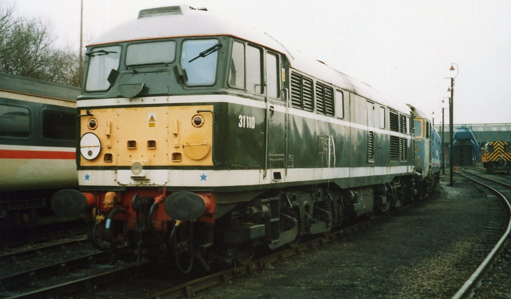 31110, Barrow Hill. February 2004.