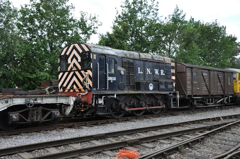 08830, Crewe Heritage Centre. July 2011.