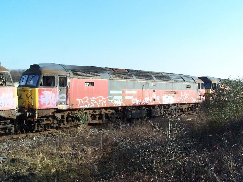 47734, Kingsbury. February 2008.