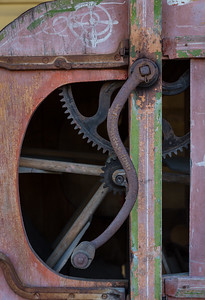 Machinery Patina
