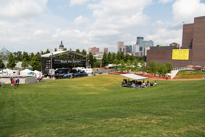 Walker Art Center Rock the Garden 2012