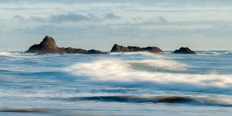 Ruby Beach Sea Stacks