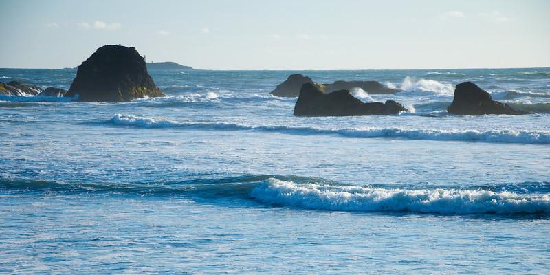 Ruby Beach Rocks