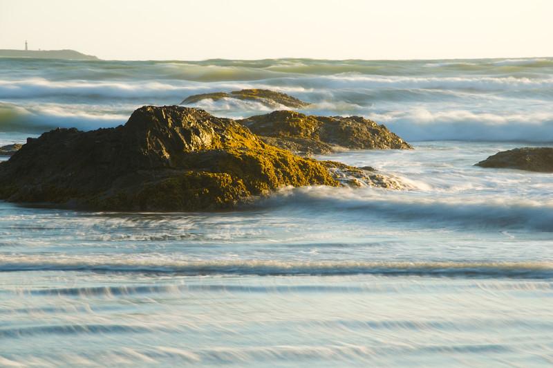Ruby Beach Waves