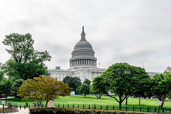 Washington DC April 2017