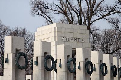 Atlantic Pavilion - National World War II Memorial