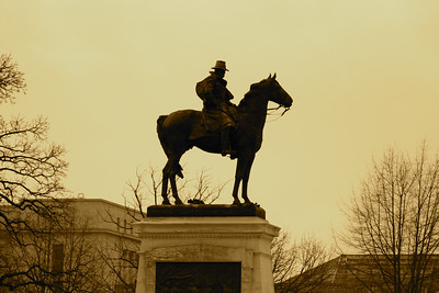 Monument to Ulysses S. Grant, National Mall
