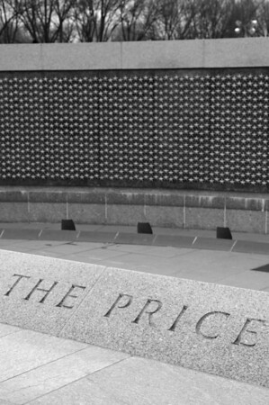 Field of Stars - National World War II Memorial