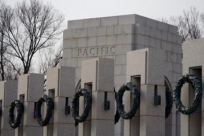 Pacific Pavilion - National World War II Memorial