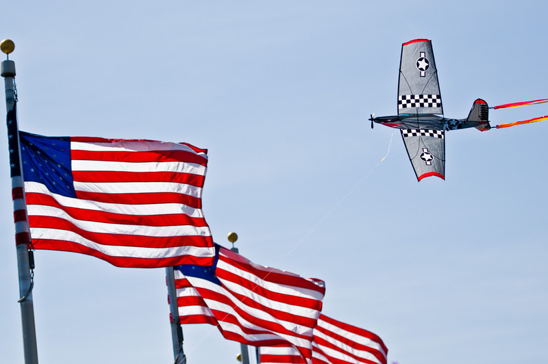 Title: Flying for Old Glory<br /> Date: March 2010