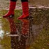 Title: Boots<br /> Date: April 2009