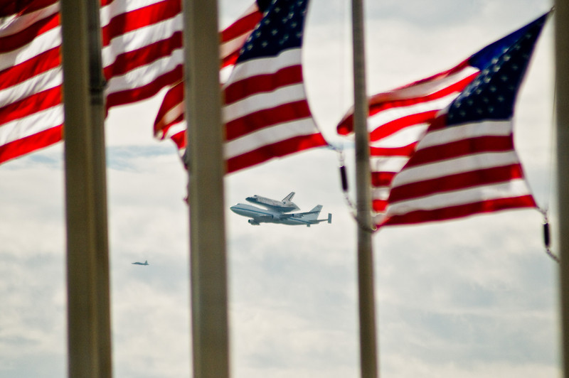 Title: Among the Stars and Stripes<br /> Date: April 2012