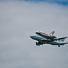 Title: Discovery Flyover<br /> Date: April 2012