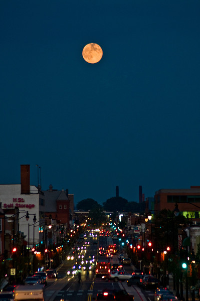 Title: Full Moon Rising<br /> Date: September 2011