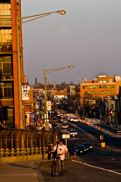 Title: Lunar H Street<br /> Date: March 2011
