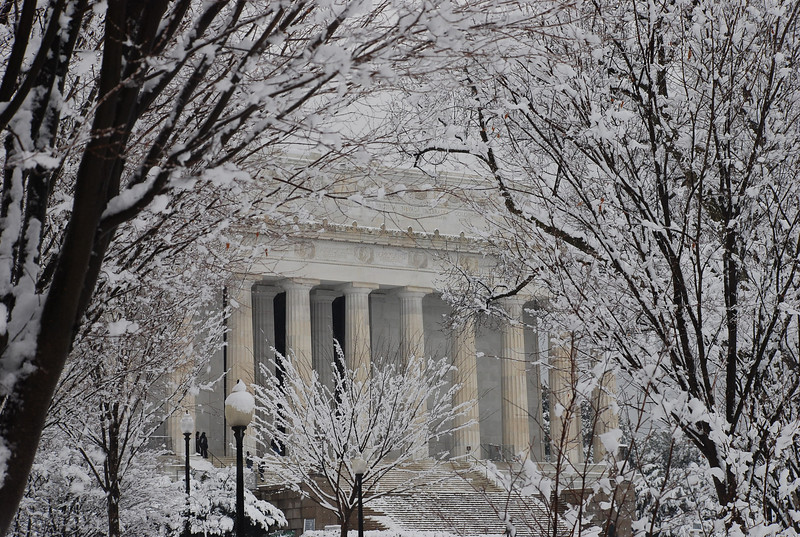 Title: Lincoln Memorial<br /> Date: February 2007