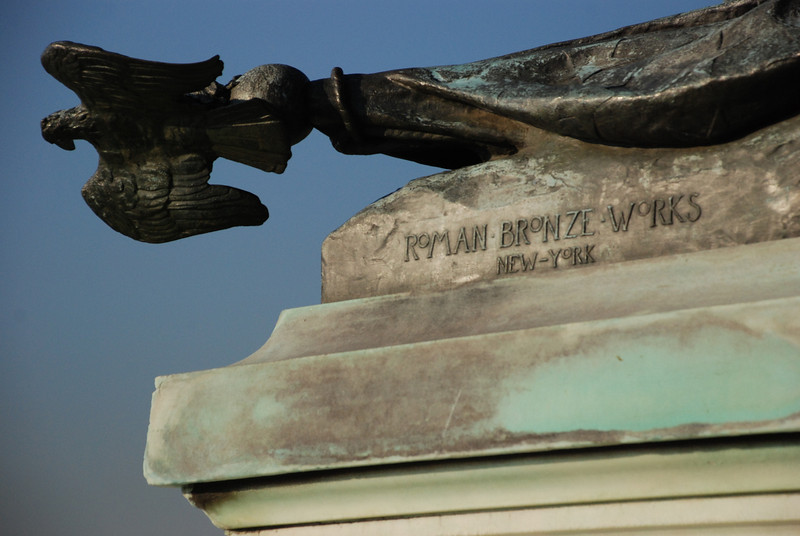 Title: Roman Bronze Works<br /> Date: December 2007