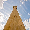 Title: Column in the Sky<br /> Date: July 2009