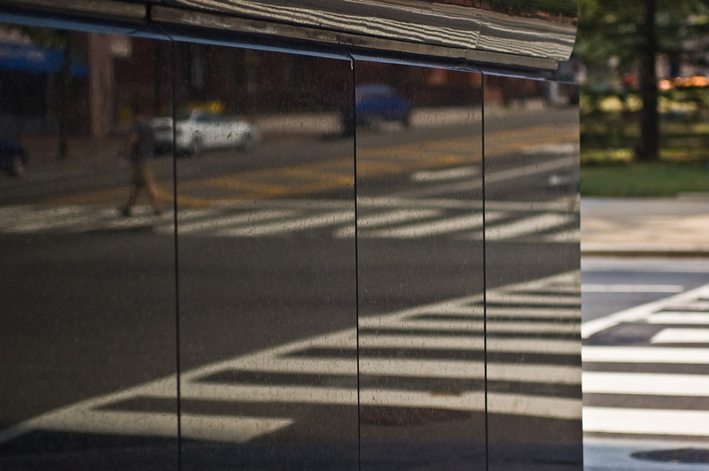 Title: Reflected Crossing<br /> Date: June 2010