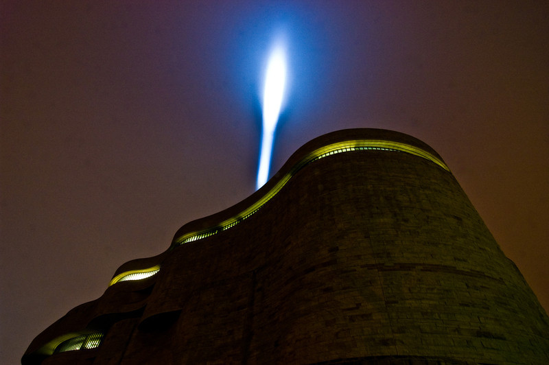 """Title: This is a Sophisticated Heat Beam Which We Called a """"Laser""""<br /> Date: November 2008"""