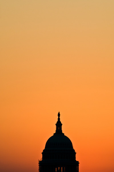 Title: Dome at Dawn<br /> Date: September 2010
