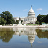 Title: Capitol, Grant, and the Congressional Reflecting Pool<br /> Date: September 2007