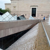 Water Fountains Beween National Gallery Buildings in Washington DC