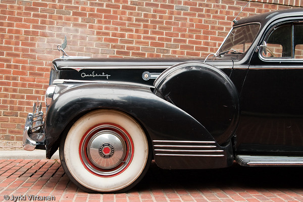 Packard Oneforty - Old Town, Alexandria, VA, USA