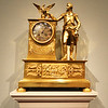 Antique Clock at the National Gallery in Washington DC
