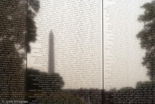 Vietnam War Memorial - Washington, DC, USA