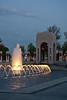 World War II Memorial Evening